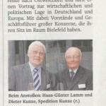 Welt am Sonntag, 22.05.2011